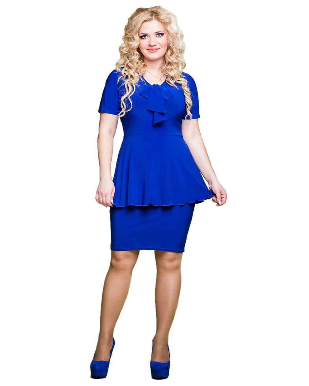 Синее Платье Купить В Москве Недорого