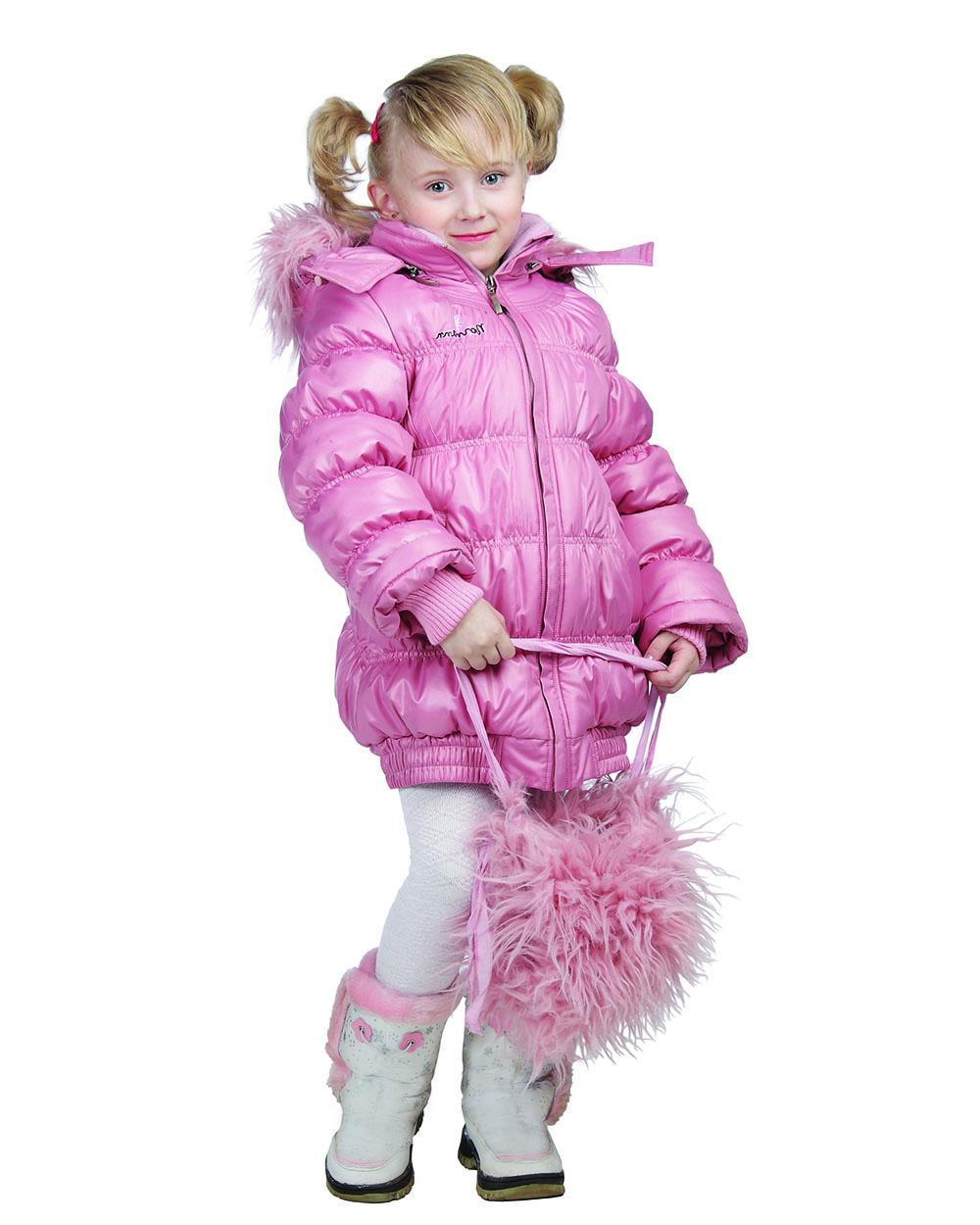 Детская зимняя одежда от производителя
