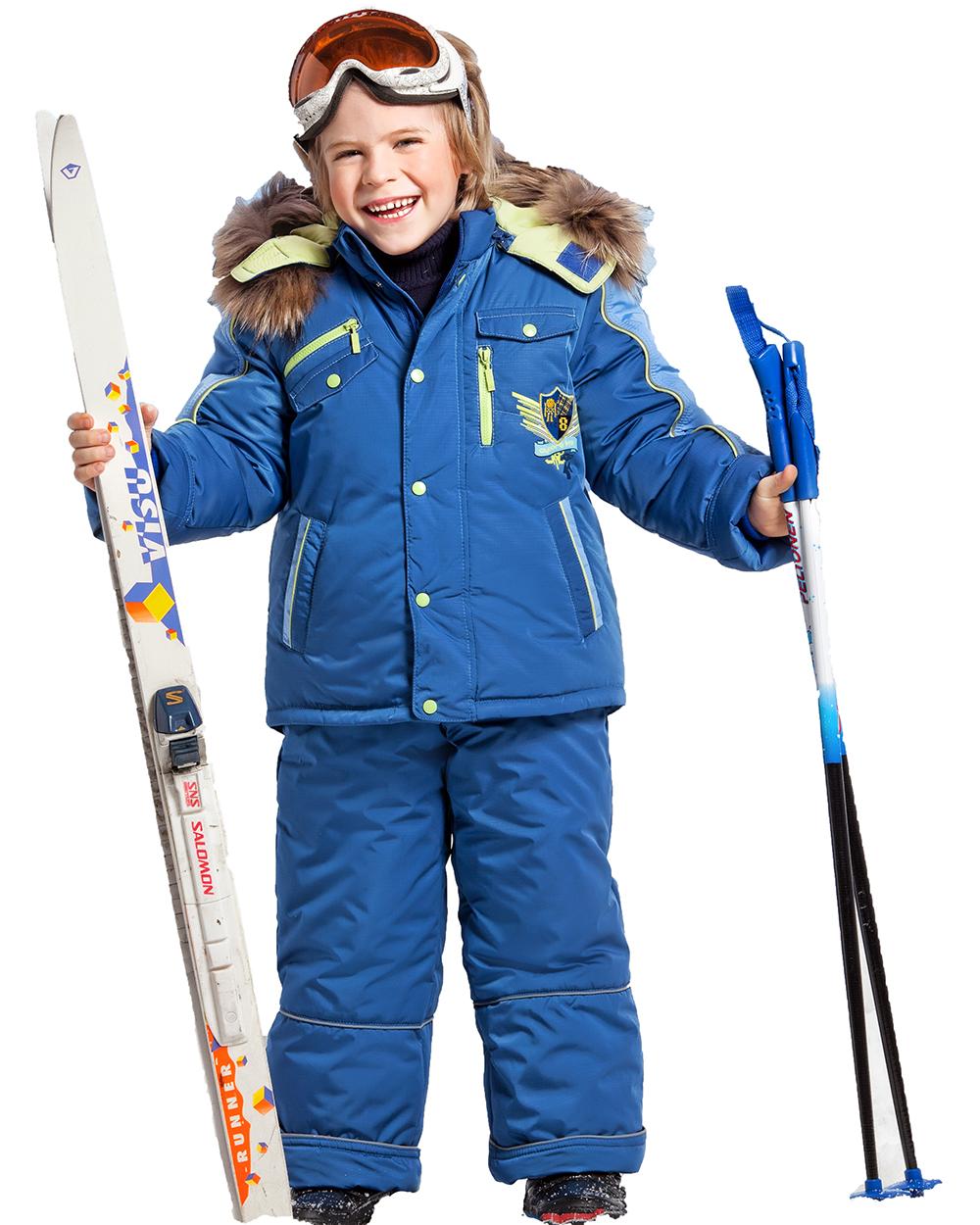 Зимние костюмы для мальчиков фото 4