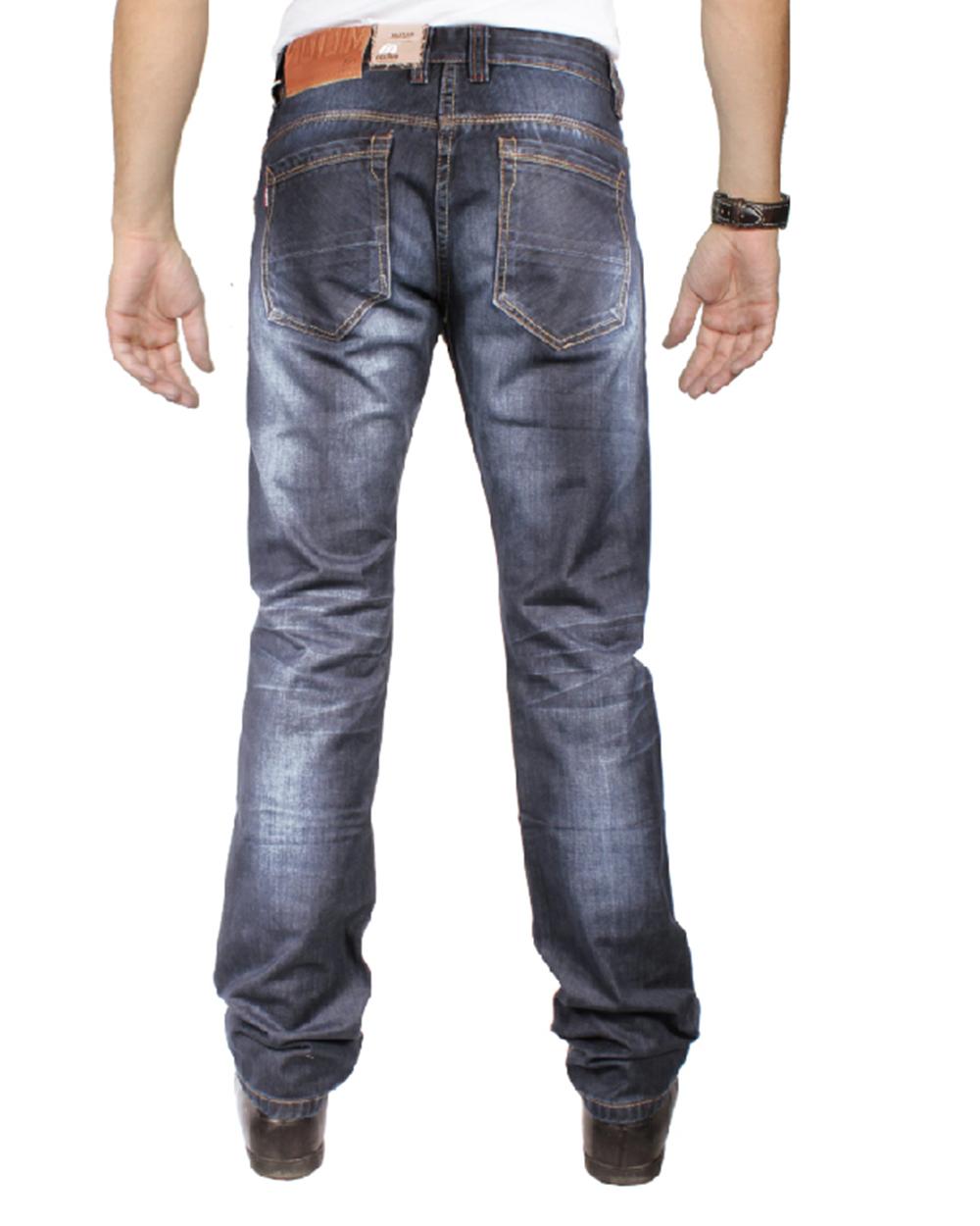 Мужские джинсы с карманами