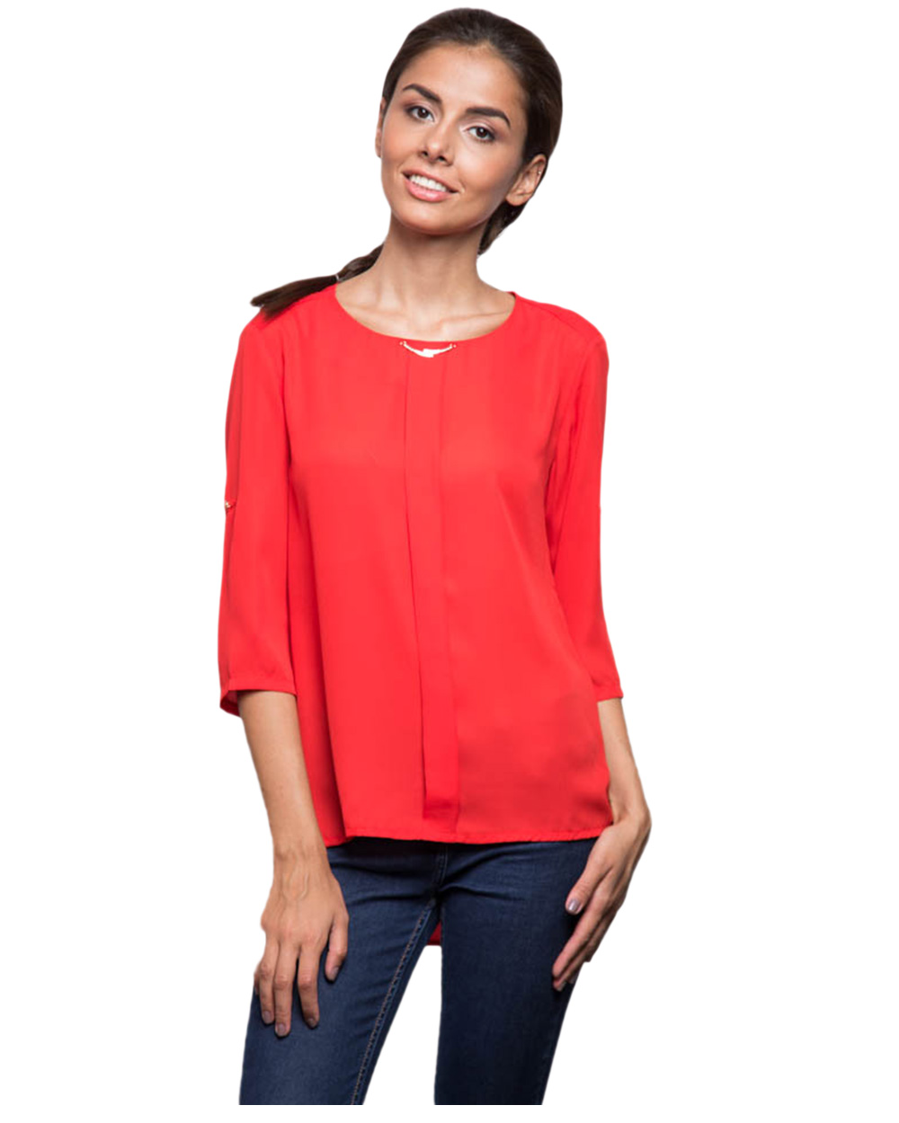 Купить блузки из польши оптом