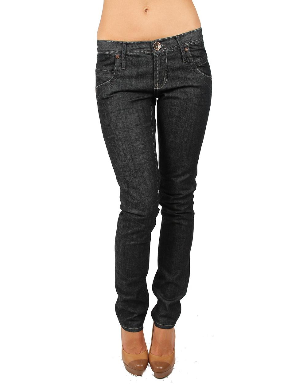 Темные джинсы женские с доставкой