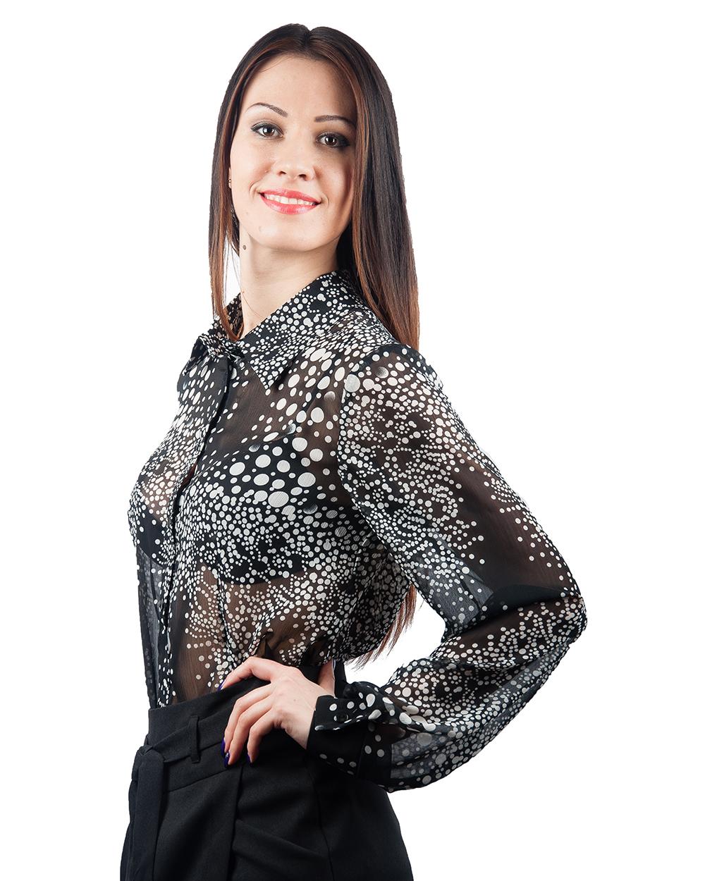 Блузка Из Круга В Омске