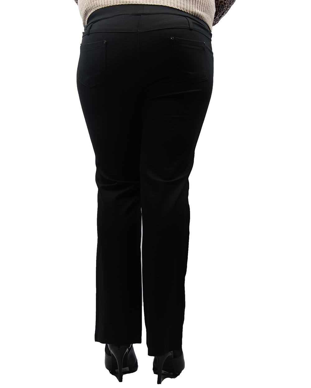 Черные классические брюки женские доставка