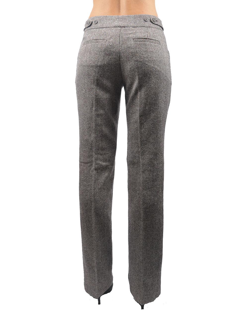 Серые брюки