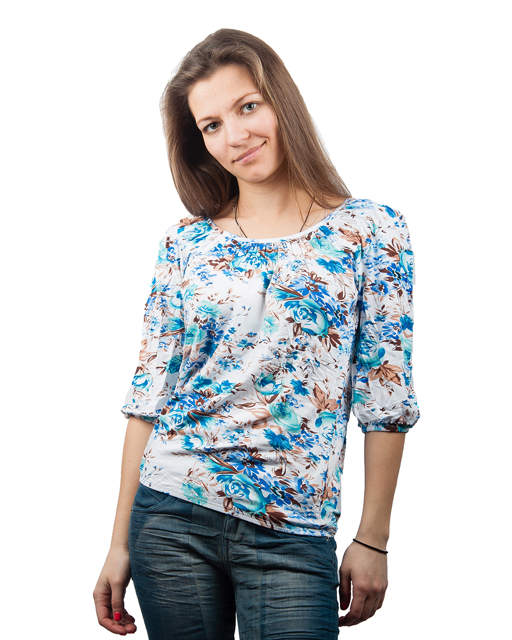 Голубая Блузка Фото В Новосибирске