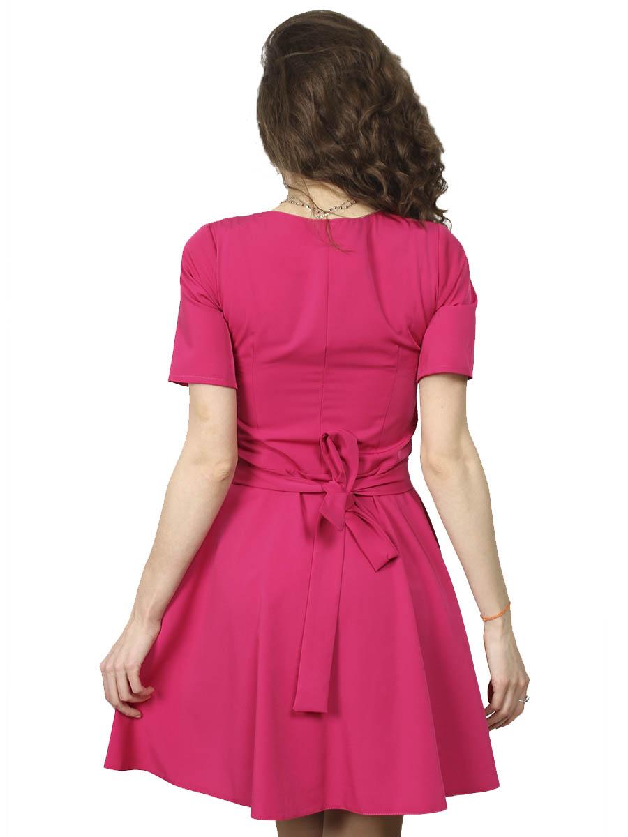 Купить Платье Малиновое