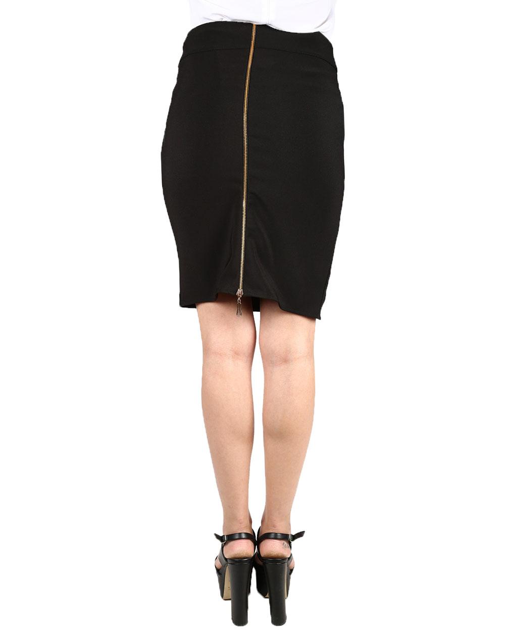 Фото юбки с молнией сзади