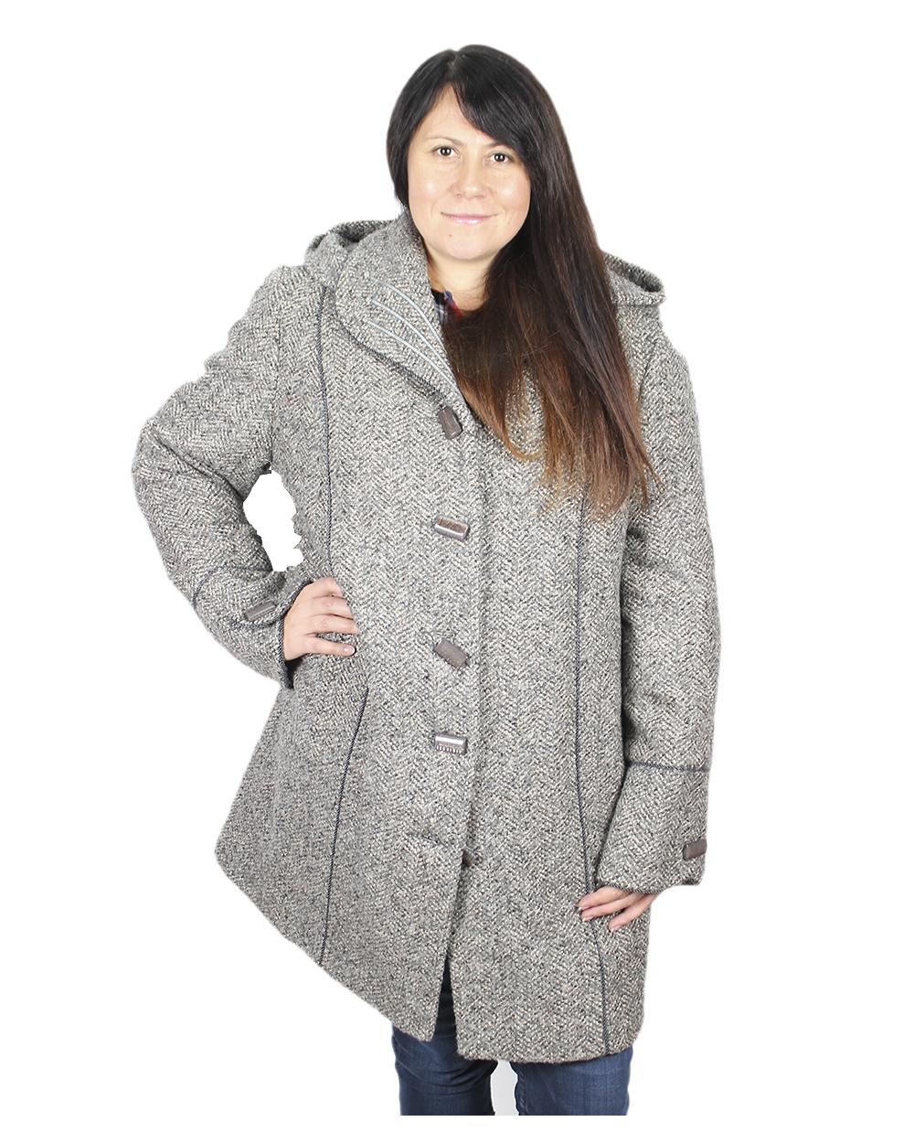 Одежда Больших Размеров Пальто