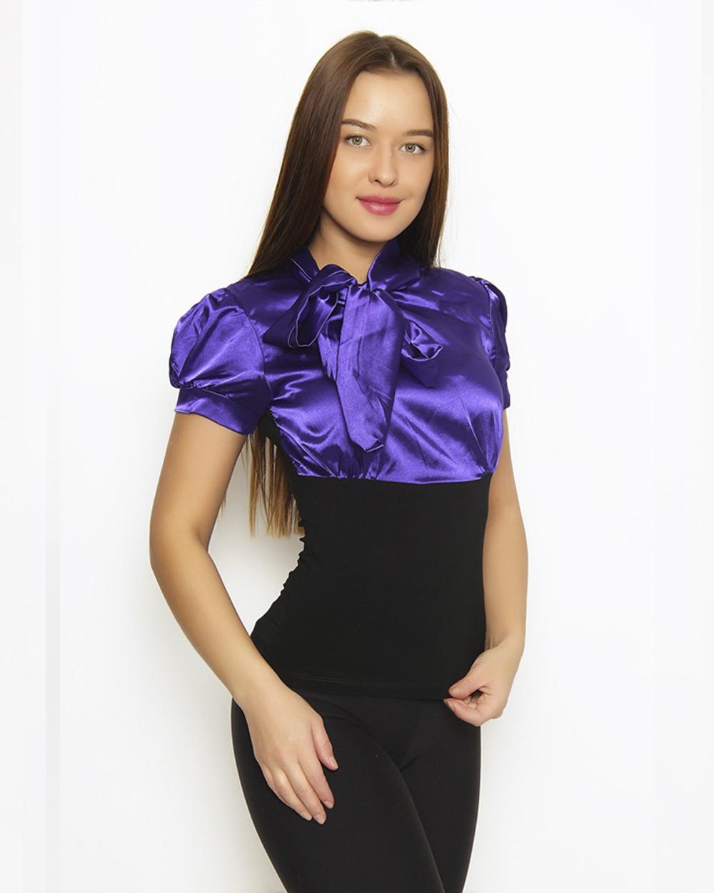 Блузка Черного Цвета С Доставкой