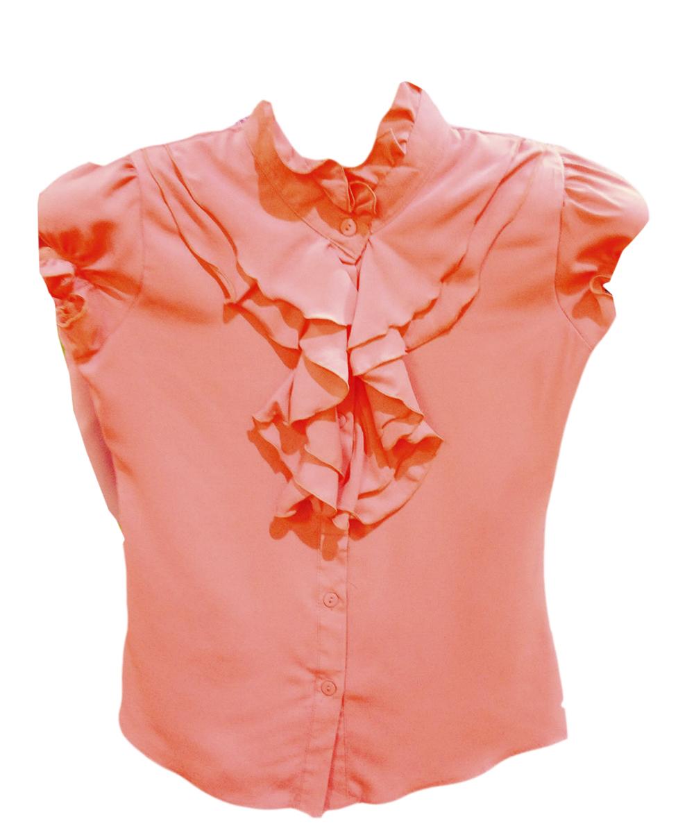Блузка С Рюшами Доставка