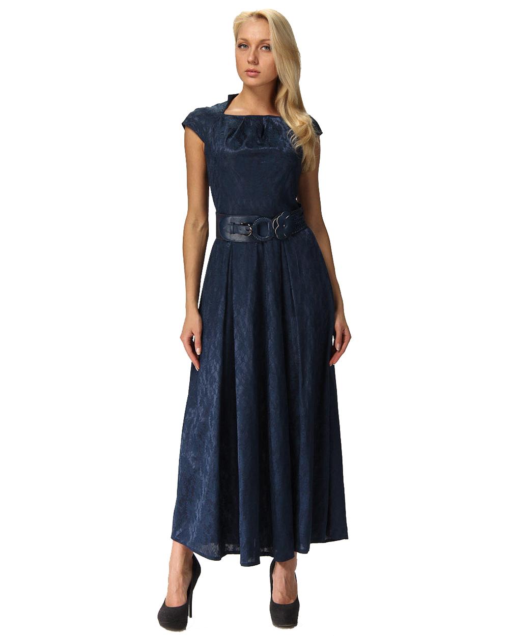 Кружевное платье в пол купить 12