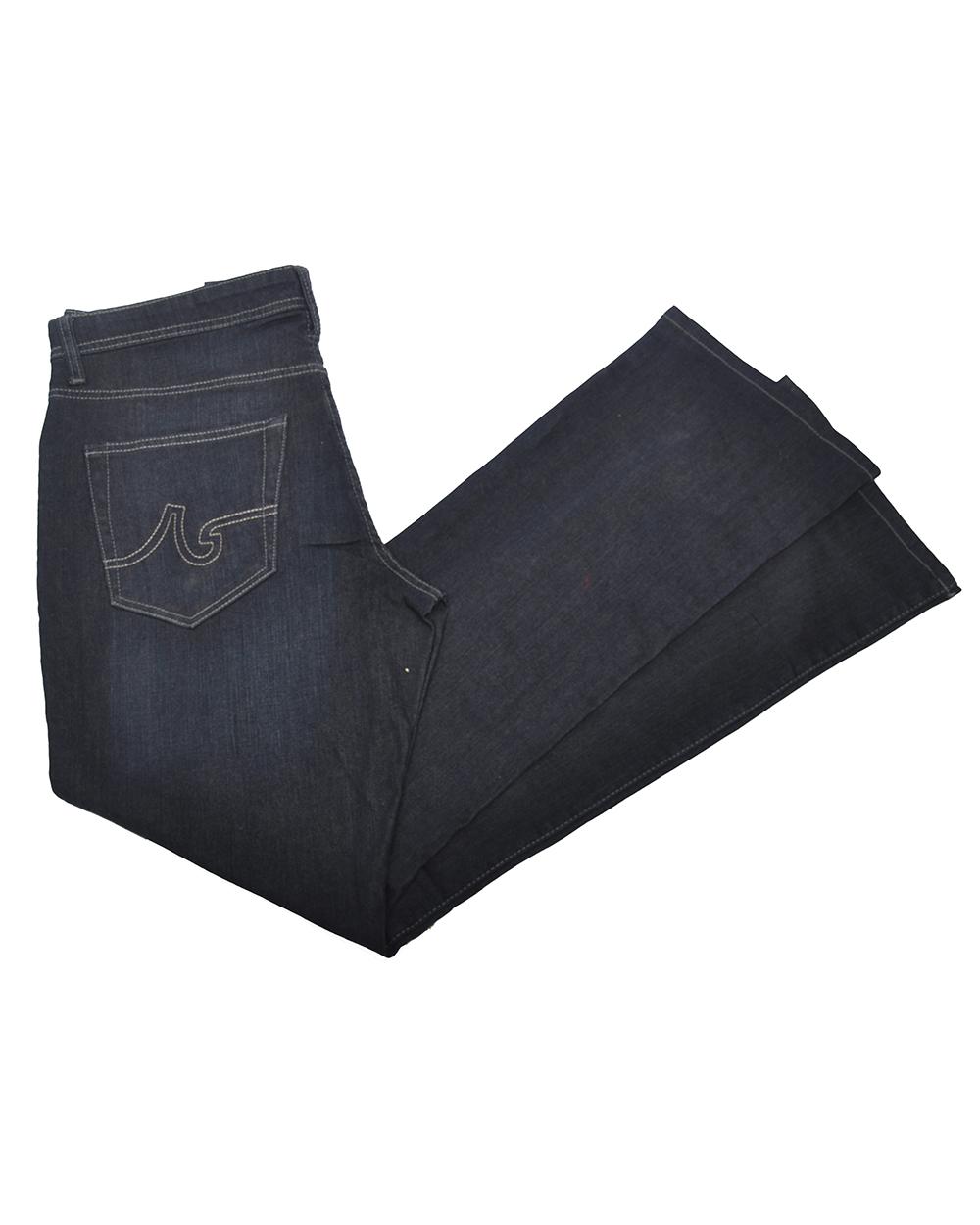 Мужские джинсы с карманами 11